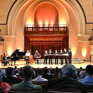 Kings_Singers_Acoustic_Triangle_Cadogan_Hall